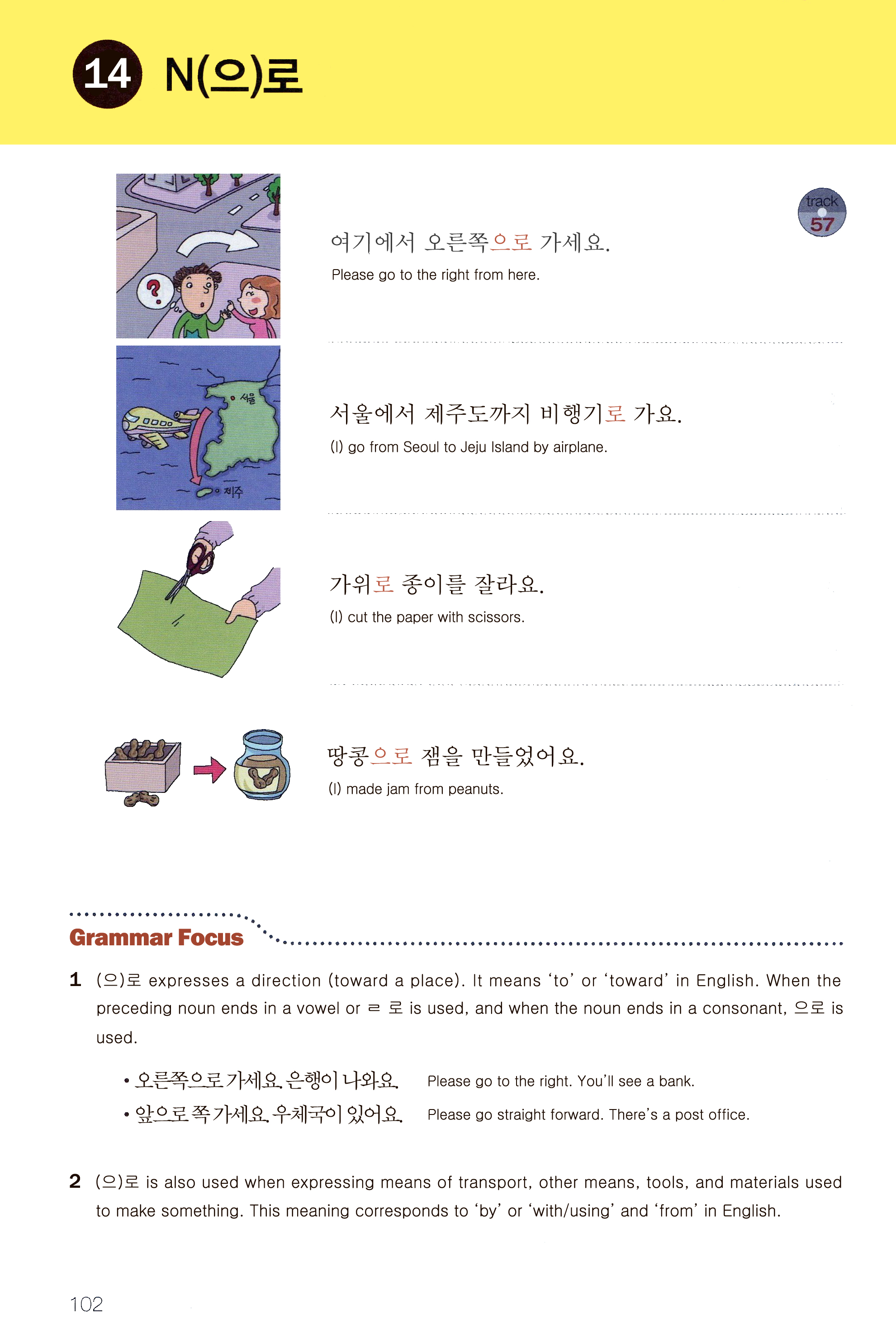 Review Korean Grammar In Use Meloncreme 멜론크림